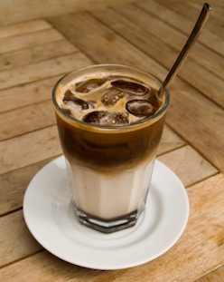 Ice coffee 1
