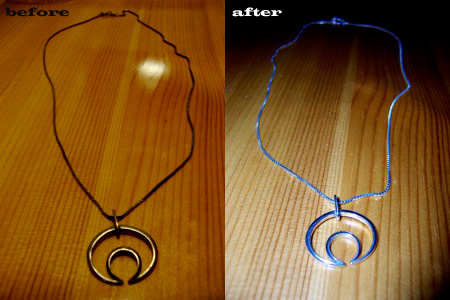 how to clean silver jewelry the natural way. Black Bedroom Furniture Sets. Home Design Ideas