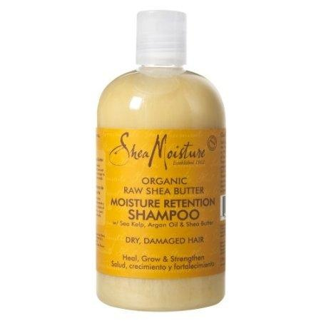 Sheamoisture Organic Raw Shea Butter Lotion And A Giveaway